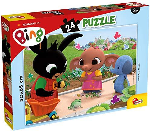 Lisciani Giochi - Puzzle Plus 24 Bing la Rana Gioco per Bambini, 77991
