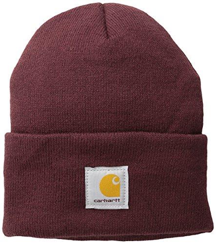 Carhartt Herren Watch Hat - Rot - Einheitsgröße