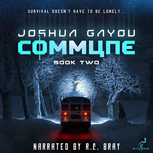 Commune: Book Two audiobook cover art