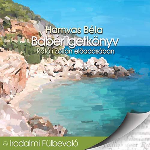 Babérligetkönyv audiobook cover art