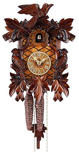 Adolf Herr Cuckoo Clock - The Cuckoo Bird Family