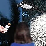 Luz Solar de Jardín para Exterior con Sensor de Movimiento Luces...
