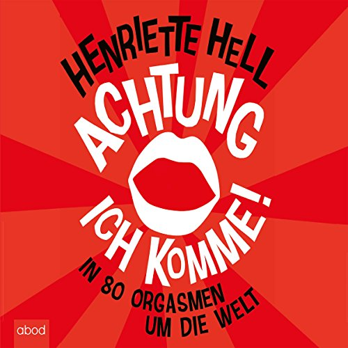 Achtung, ich komme! audiobook cover art