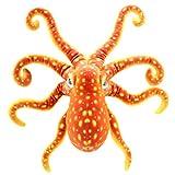 TAGLN Realistic Soft Plush Toys Octopus Stuffed Marine Animals Devilfish and Home Decrorations
