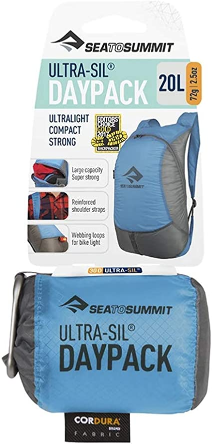 naranja blue Unisex Adulto Sea to Summit Mochila