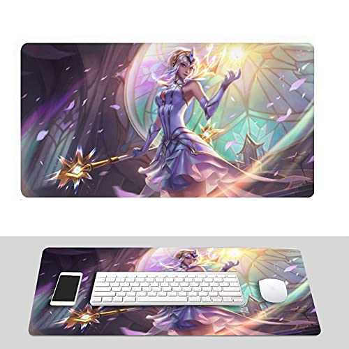 League Mouse Pad Professional Large Gaming Mouse Pads Keyboard Pad,Computer Desk Mat Multiple Sizes Multiple Styles