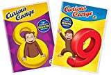 Curious George: The Complete Eighth and Ninth Seasons 2-Volume DVD Collection (Season 8 and Season 9)