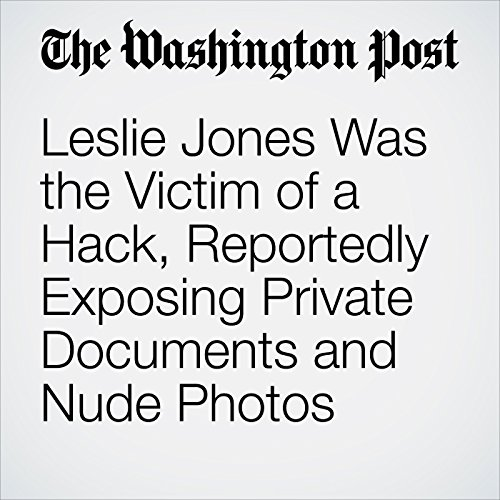 Leslie Jones Was the Victim of a Hack, Reportedly Exposing Private Documents and Nude Photos cover art