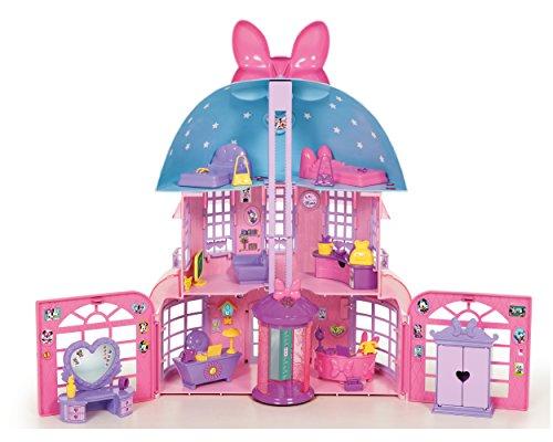 IMC Toys - 182592 - La Casa di Minnie e le aiutamiche