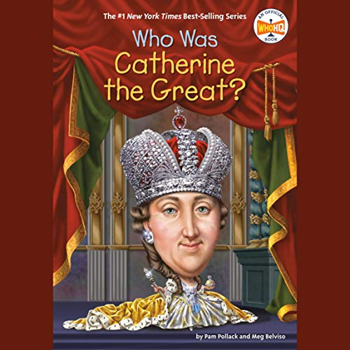 Couverture de Who Was Catherine the Great?