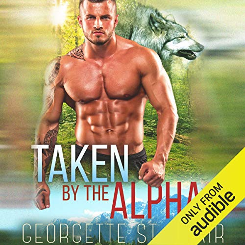 Taken by the Alpha audiobook cover art