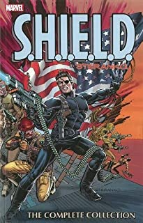 S.H.I.E.L.D. by Jim Steranko: The Complete Collection