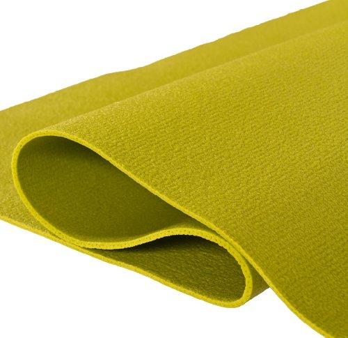Yogilino® Kinder Yogamatte 150x60x0,45 cm Made in Germany, grün