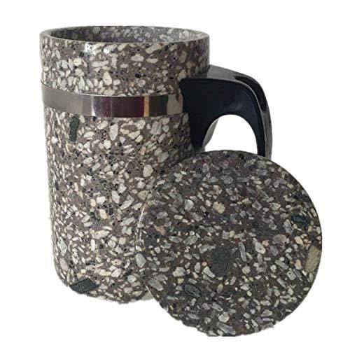 jujuhome Maifan Stein Tasse Tee Tasse Geschenk Tasse Reinigung Filtration Wasserqualität Büro Haushalt
