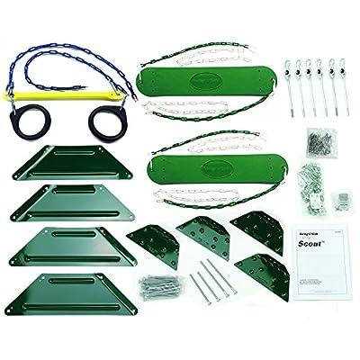 Swing-N-Slide Scout Custom Ready-to-Build Swing Set Kit