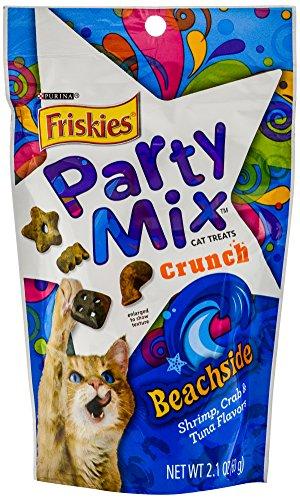 FRISKIES PARTY MIX BEACH TREAT