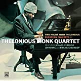 TWO HOURS WITH THELONIOUS / EUROPEAN CONCERTS BY THELONIOUS MONK QUARTET - COMPLETE PARIS AND MILAN CONCERTS 1961(2CD)