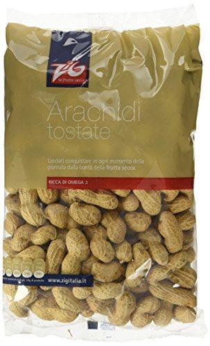Zig Arachidi In Guscio Tostate Gr.400