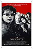 The Lost Boys Movie Poster Home Theater Decor Metal Tin Sign
