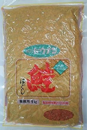 国産秋鮭フレーク1kg業務用