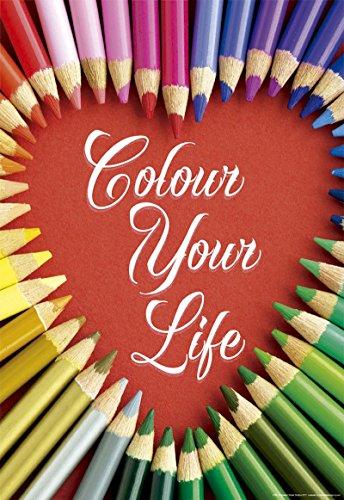 Educa Borrás - 500 Colour Your Life, Puzzle (17081)