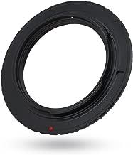Serounder T2-AI Lens Adapter Ring T2 Mount Aluminum Alloy 1.25 Telescope to for Nikon AI Mount DSLR Camera Adapter Ring