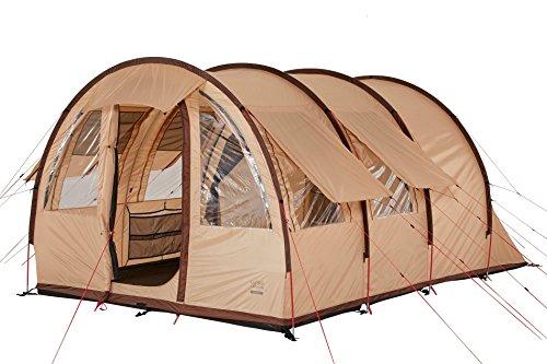Grand Canyon Helena 3 - Tenda familiare (tenda da 3 persone), blu/nero, 302211