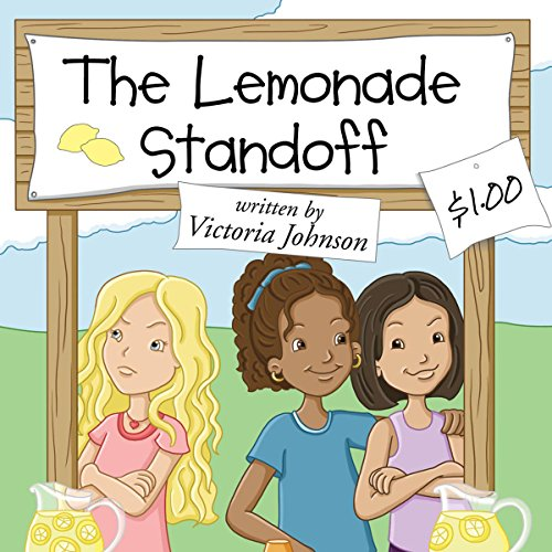 The Lemonade Standoff audiobook cover art