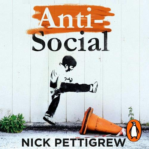Anti-Social cover art