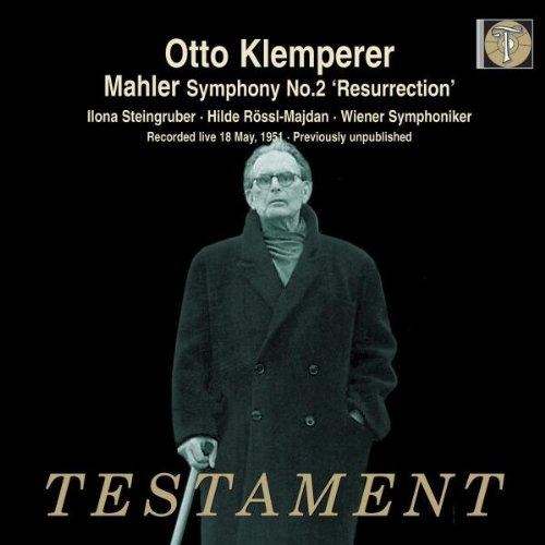 Mahler: Sinfonie Nr. 2 (Klemperer dirigiert, Wien 1951)