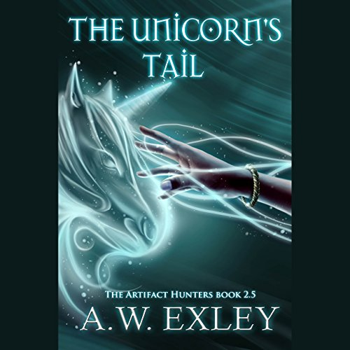 The Unicorn's Tail audiobook cover art