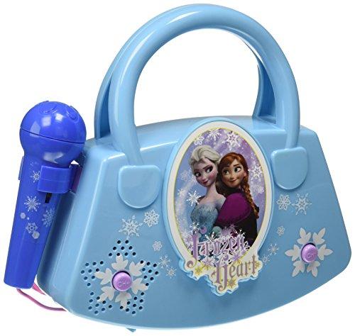 Disney Frozen Sing A Long Karaoke 21027 - Couleur aléatoire