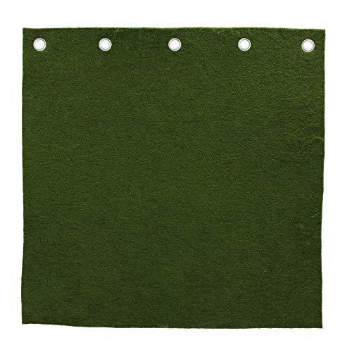 Pfeilfangmatte Premium Protect grün 2x2m