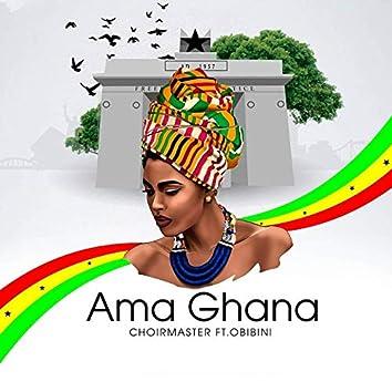 Ama Ghana (feat. Obibini)