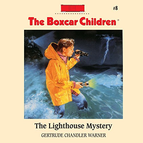 The Lighthouse Mystery audiobook cover art