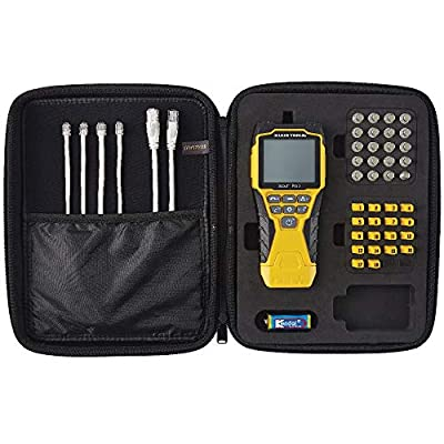 Klein Tools VDV501-852 Cable Tester with Remote, VDV Scout Pro 3 Test Kit Locates and Tests Voice, Data and Video Cables