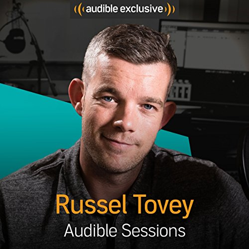 Russell Tovey cover art