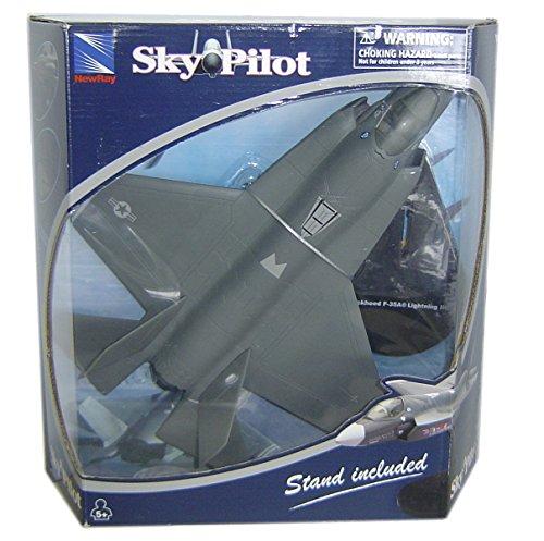 New Ray - 21423 - Véhicule Miniature - Avion Lockheed F-35A Lighning II Monte
