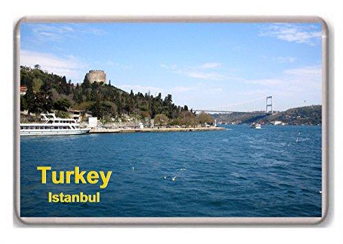 Turkey/Istanbul/fridge magnet..!!! - Kühlschrankmagnet