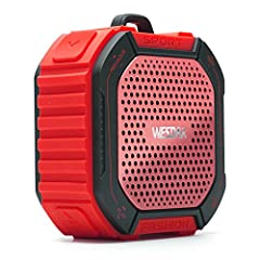 Equipped with the advanced technology,compatible with all Bluetooth compacity devices.Speaker automatically reconnects to the last device used. With build-in microphone and hand-free function,support disk or TF card or AUX. Enjoy a High Definition st...