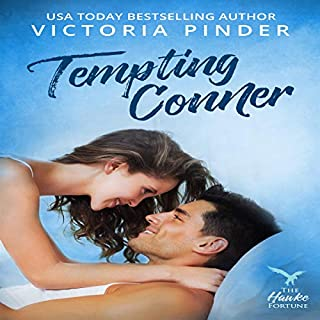Tempting Conner audiobook cover art
