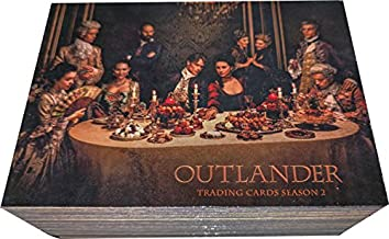 Outlander Season 2 Complete 72 Card Base Set