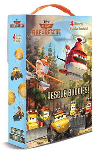 Rescue Buddies! (Disney Planes: Fire and Rescue)