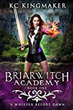 Briarwitch Academy 1: A Whisper Before Dawn (Kindle Edition)