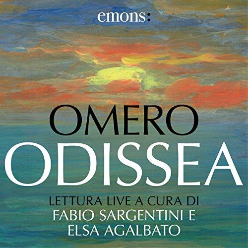 Odissea Live                   Di:                                                                                                                                 Omero                               Letto da:                                                                                                                                 div.                      Durata:  13 ore e 18 min     5 recensioni     Totali 4,0
