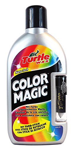 Turtle Wax FG6398 Color Magic Plus Politur, Silber, 500 ml