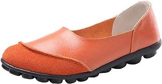 Siswong Femmes Casual Cow-Boy Mode Toile Chaussures Bout Rond Talon Plat Espadrilles Loisir Fl/âneur Chaussures Baskets Sneakers /À Lacets