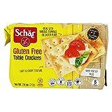 Schar Bánh quy giòn không chứa Gluten, 7.4 Ounce (Gói 3 chiếc)