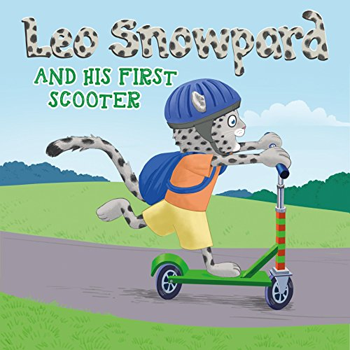 Leo Snowpard and his own scooter (Kindle, US Dollars): Leo Snowpard and his own scooter (Kindle, US Dollars) (English Edition)