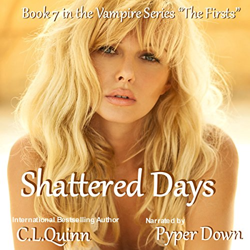Couverture de Shattered Days